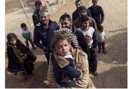 onu advierte que empeorara crisis de refugiados en irak