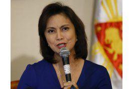 renuncia vicepresidenta filipina, nuevo dilema para duterte