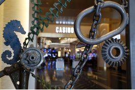 abriran casino fuera de washington, con arte de bob dylan