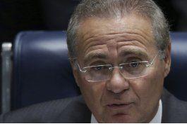 brasil: juez suspende a presidente del senado de sus labores