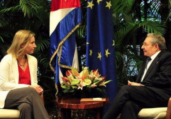 La Unión Europea deroga Posición Común sobre Cuba