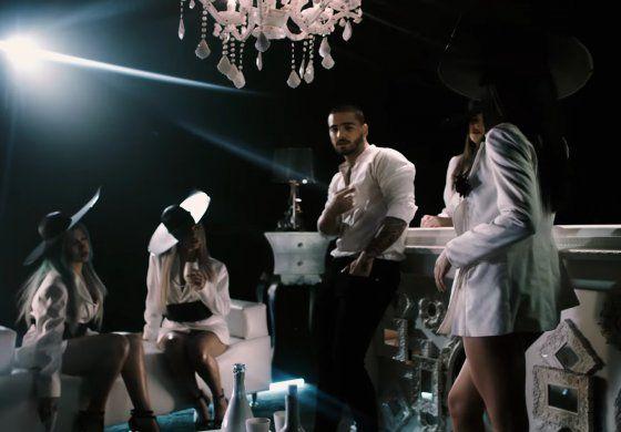 Acusan al cantante Maluma de promover la violencia de género en uno de sus videos