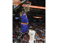 anthony anota 35 y knicks vencen a diezmado heat