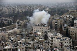 muere un mando militar ruso tras ataque en aleppo, siria