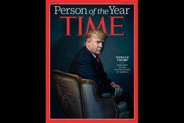 time eligio a donald trump como persona del ano con una dura ironia en su portada