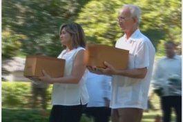 familia castro realiza la segunda ceremonia funebre en apenas 48 horas