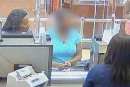 buscan a dos peligrosas ladronas que secuestran a sus victimas para llevarlas a entidades bancarias para sacar dinero