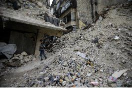 asad: victoria en alepo no pondra fin a la guerra