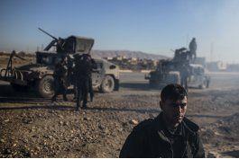 funcionario irak: ataque contra ei mata y hiere a civiles