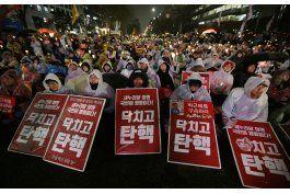 parlamento surcoreano prepara votacion sobre presidenta