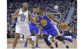 Curry contribuye con 26 a victoria de Warriors sobre Jazz