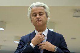 holanda: populista wilders, culpable de incitar al odio