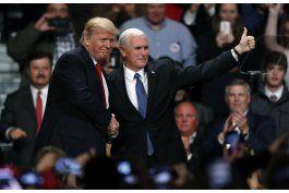 trump hace campana en louisiana en apoyo a los republicanos
