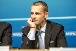 uefa critica la gestion de fifa sobre expansion de mundial