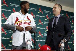 cardenales fichan al agente libre dexter fowler