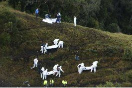 ministro boliviano: choque aereo en colombia fue asesinato