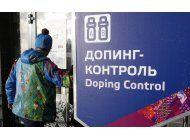 rusia acepta plan del coi para volver a analizar muestras