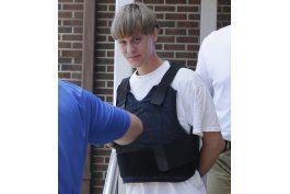 confesion de dylann roof da detalles de creencias racistas