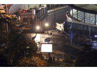 federacion turca condena ataque junto a estadio de besiktas