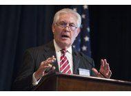 trump considera a jefe de exxon como secretario de estado