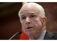 lideres reaccionan ante la noticia del cancer en cerebro que padece el senador john mccain