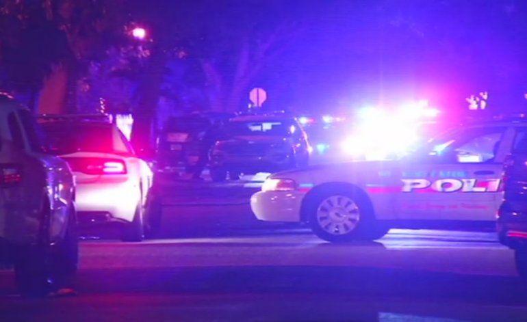 Parada de tráfico en North Miami termina con un tiroteo