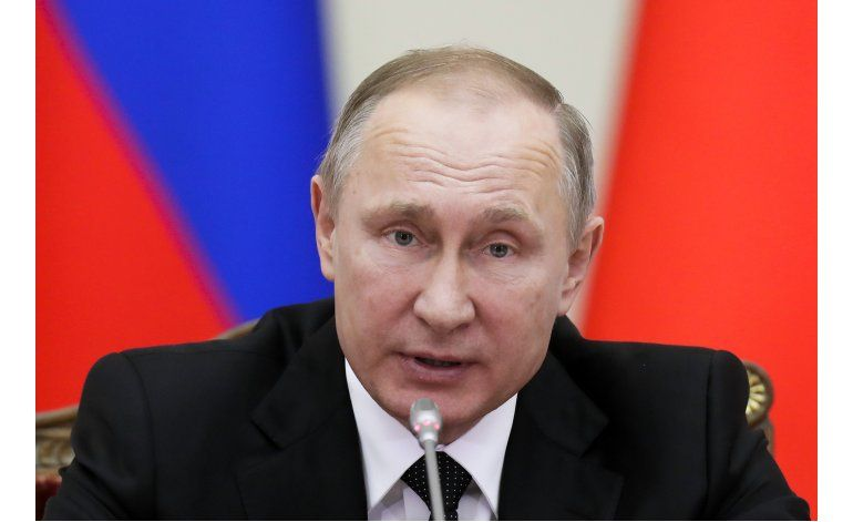Trump elogia a Putin por no tomar represalias ante sanciones