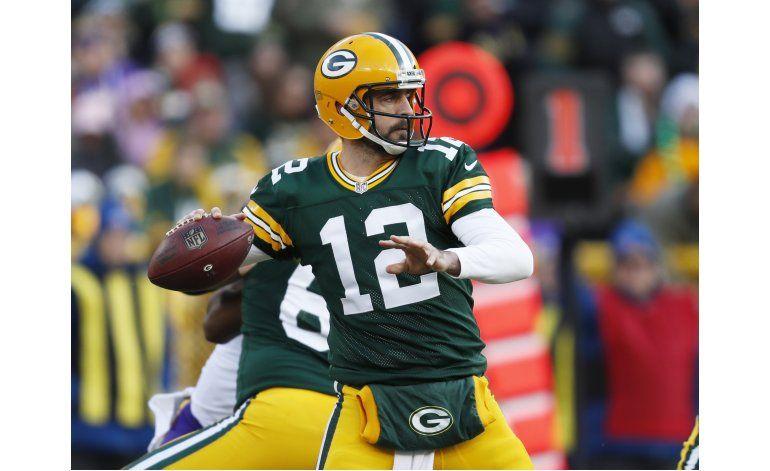 Packers y Lions se disputan el Norte de la Nacional