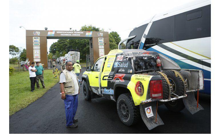 Dakar inicia el lunes recorrido por 3 países sudamericanos