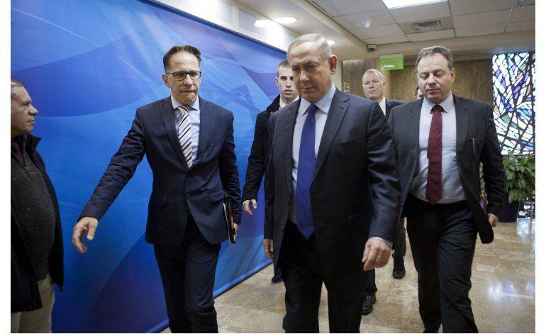 Netanyahu rechaza informes de nuevo escándalo