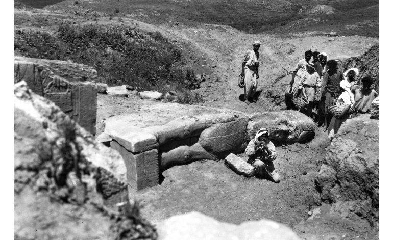 Agatha Christie tuvo rol desconocido en ciudad asiria Nimrud