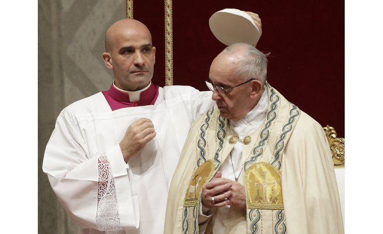 El papa pide ayudar a los jóvenes a encontrar un propósito