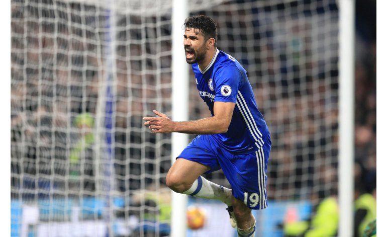 Chelsea empata récord con 13er triunfo consecutivo