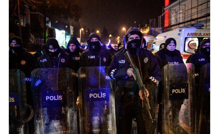 Turquía busca al atacante de un club nocturno en Año Nuevo