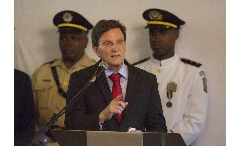 Sao Paulo y Río juramentan  nuevos alcaldes