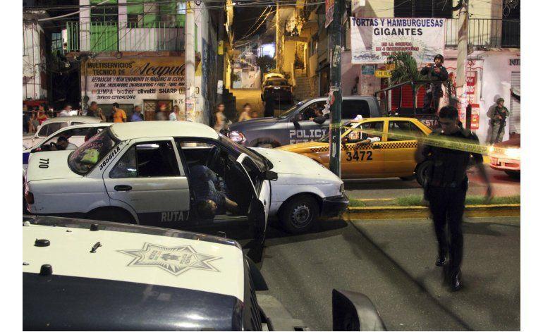 3 hombres fueron decapitados en Acapulco