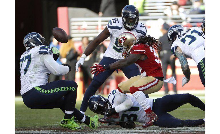 Seahawks cierran campaña regular con triunfo sobre 49ers