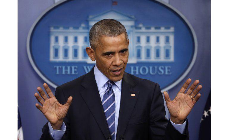 Obama busca reforzar su legado antes de dejar la presidencia