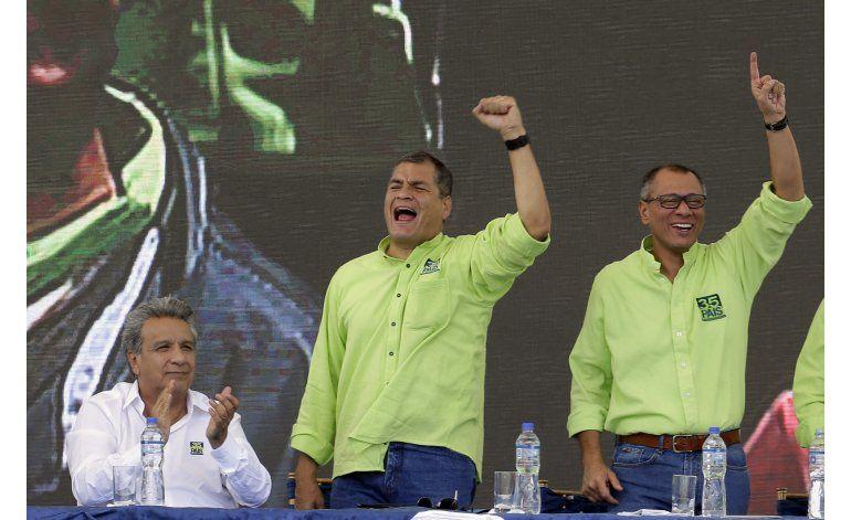Ecuador:  incertidumbre ante elecciones presidenciales 2017