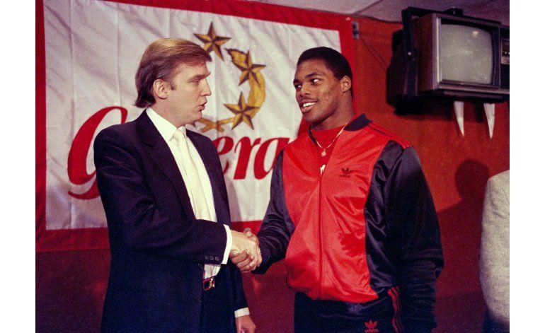 Para Donald Trump, la década de 1980 sigue viva