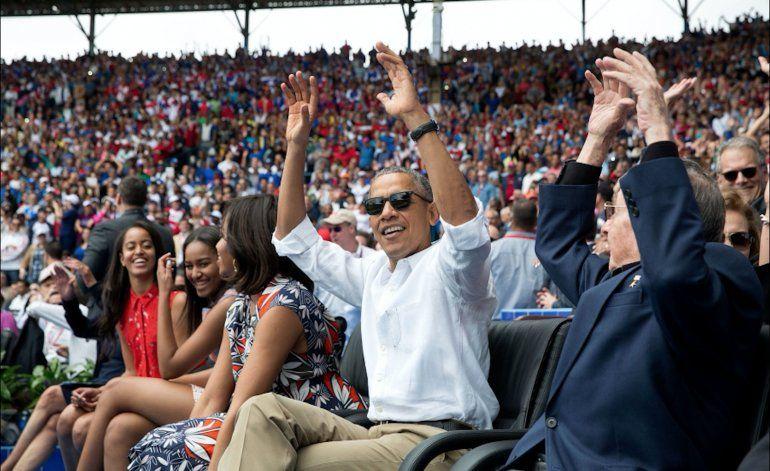 Dos fotos de Obama en Cuba, entre las mejores de 2016 por la Casa Blanca