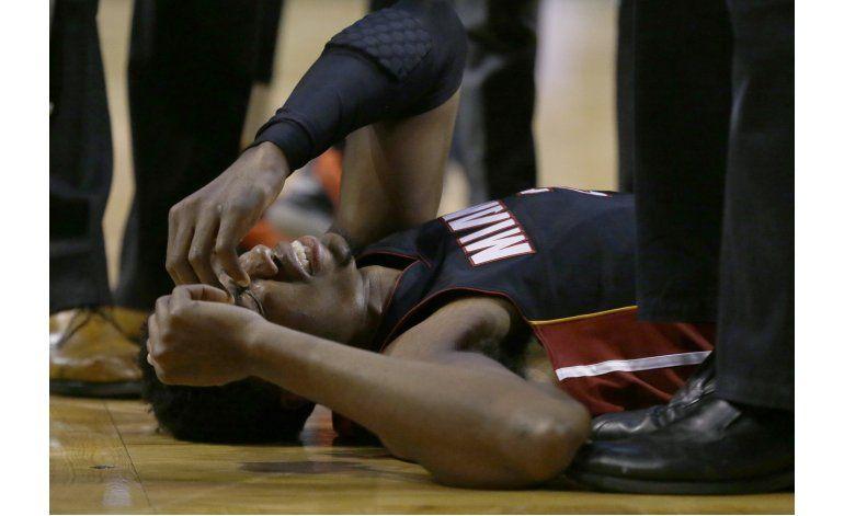 Gira podría agravar problemas del Heat