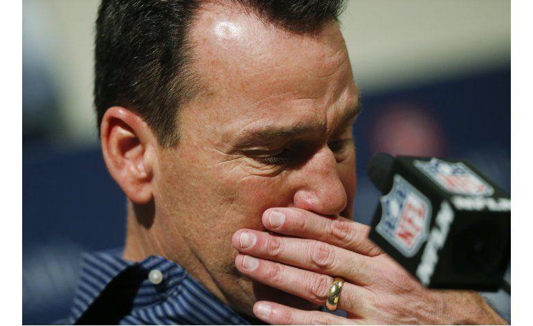 Kubiak renuncia como entrenador de Broncos