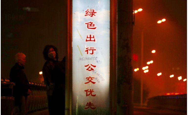 China detecta fábricas que violan las medidas antismog