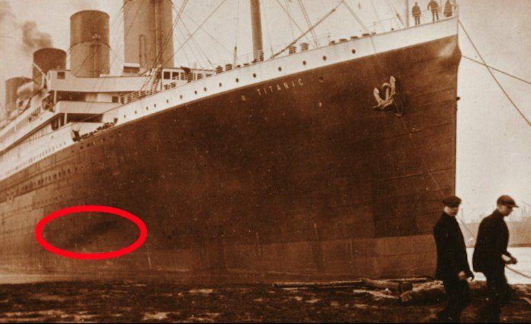 ¿Acaso el Titanic se hundió por otra razón? Nueva evidencia pone en duda la versión oficial