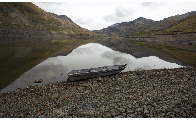 Bolivia es golpeada por la sequía y el campo lo resiente