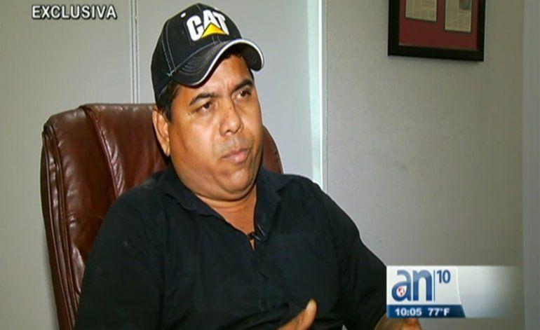 Entrevista exclusiva con hombre que destapó escándalo de corrupción en Opa-Locka