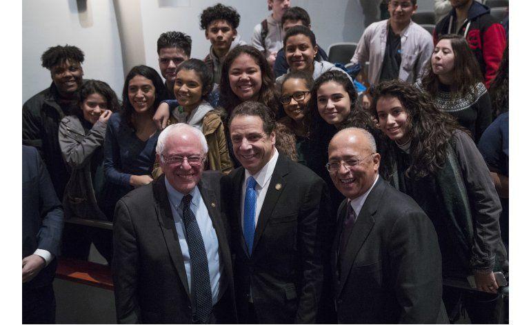 Gobernador de NY propone universidad pública gratuita