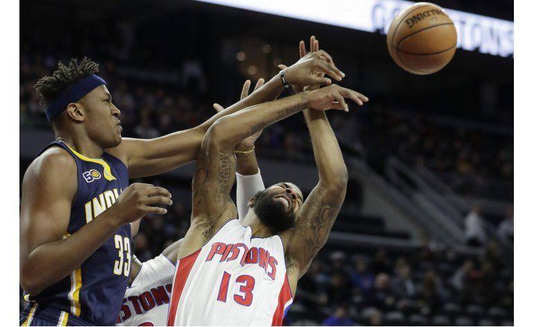 George anota 32 puntos en victoria de Pacers sobre Pistons