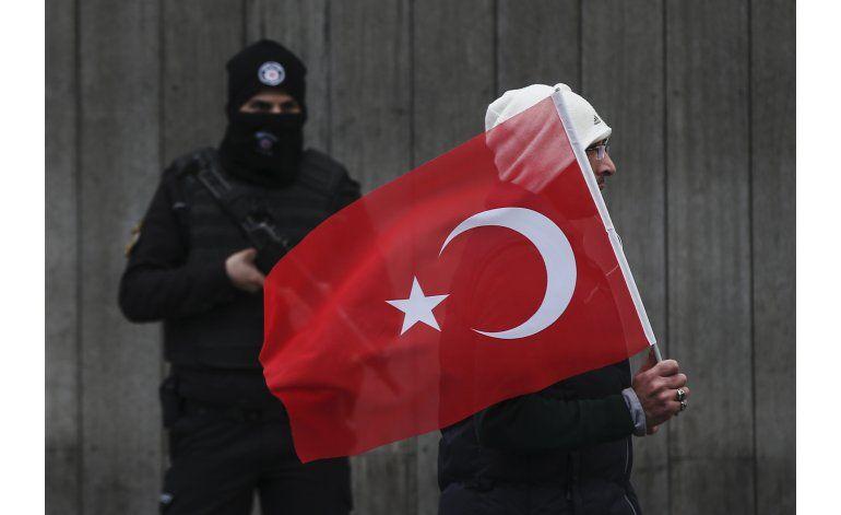 Turquía identifica al agresor del club nocturno de Estambul